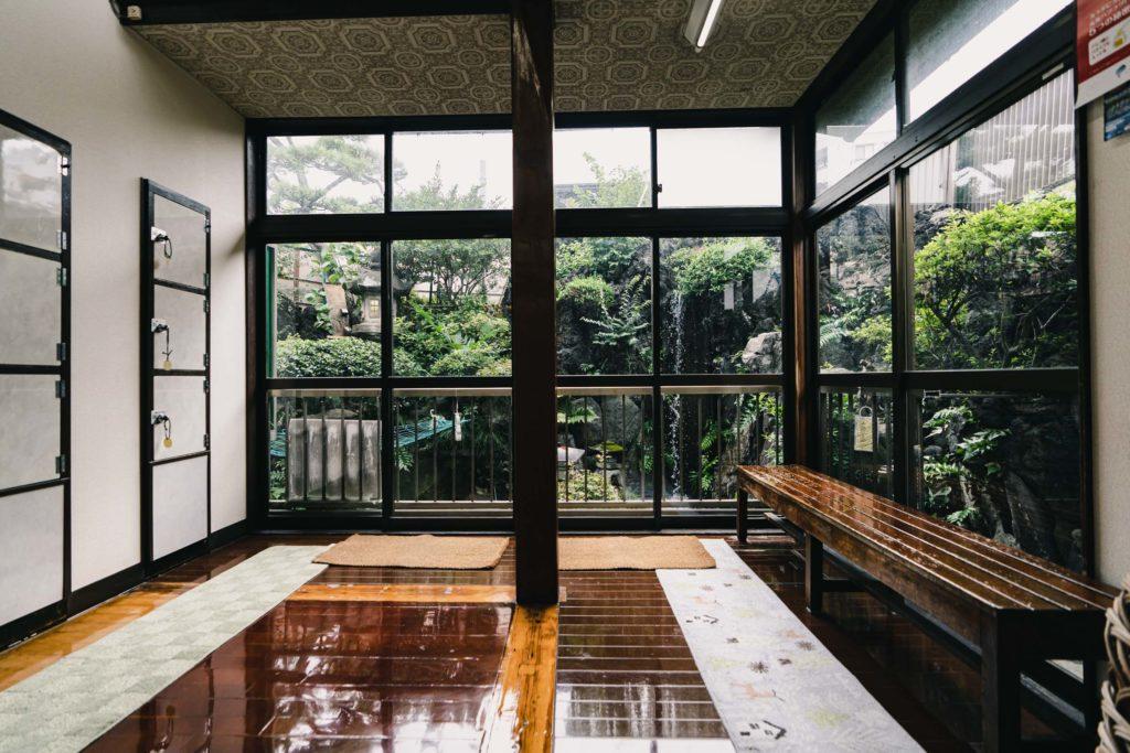 東京浴場の写真